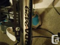 Nice bike trainer for sale. Too lazy to use it myself