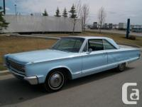 Make Chrysler Year 1966 Trans Automatic kms 50000 MUST