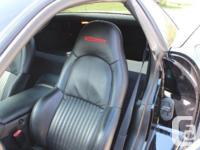 Make Chevrolet Model Corvette Year 2002 Colour Black for sale  Saskatchewan