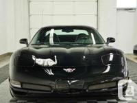 Make Chevrolet Model Corvette Year 2002 Colour Black