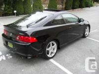 Make Acura Model RSX Year 2006 Colour Black kms 276000