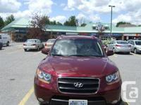 Make Hyundai Model Santa Fe Colour red kms 70000 Only