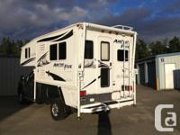 2011 Arctic Fox 992, This camper has been used a only a