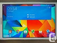 M SELLING A PERFECT SHAPE ,Samsung Galaxy Tab 4, used for sale  British Columbia
