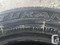 Mint Condition 1 All season tire brand Bridgestone