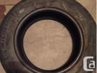 For sale used in mint condition 1 all seasons tire