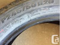For sale Mint Condition 1 Tire Michelin Latitude Tour