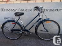 Mint Condition Classic Vintage Hybrid Road/Cruiser