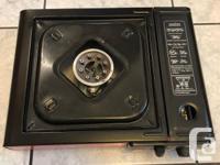 Mint Condition Portable Butane Gas Stove Cook Top