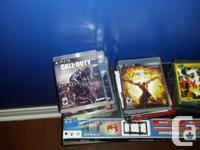 Barely used since bought, latest generation PS3,