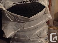 For sale used in Mint Condition set of 4 Winter Tires