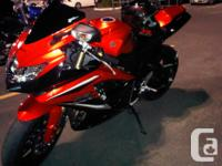 This bike is in mint condition with only 8500 km's. It