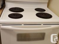 Mint Frigidaire Stove, Perfect Condition, fully