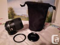 Selling my mint condition Nikon 60mm 2.8 Macro (or as