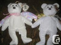I have lots of MINT retired beanies bears for sale.
