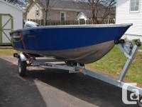 Upgrading my angling boat and intend to offer my 2013
