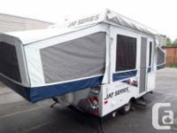 2010 Jayco Tent Trailer in GREAT shape! $10000.00 OBO
