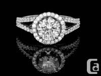 Miraculous 2.65 Carat Total Weight Round Diamond