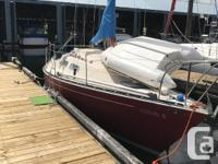 """For sale is our 1979 Mirage 26' sailboat """"Annie B"""". A"""