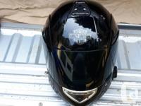 Helmets , gloves, leather jacket XL, heated vest XL,
