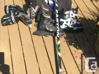Price for all equipment listed - adult skates (size