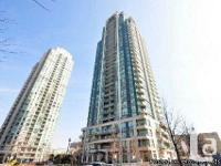Beautiful Condo In Downtown Mississauga. Great Layout