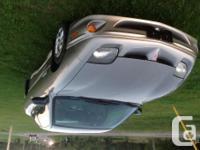 Make. Pontiac. Model. Sunfire. Year. 2002. Colour.
