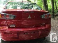 2012 Mitsubishi Lancer SE. Stock # 10030A.  just