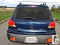 Make Mitsubishi Model Outlander Year 2003 Colour Blue