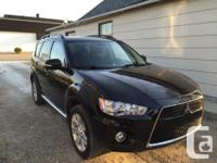 Make Mitsubishi Model Outlander Year 2013 Colour Black