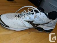 Only used a couple of times on the court. Too small for