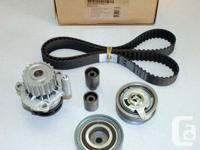 Have a new set for a full timing belt substitute on a