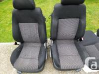 I have a set of mk4 golf seats in fairly decent