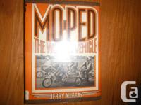 """""""Mo-ped, the Wonder Motor vehicle"""" by Jerry Murray."""