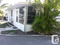 Je vends une maison mobile tout-en adresse 3140 w