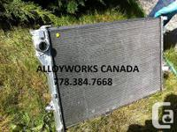 Professional, mobile and shop welding of aluminum and