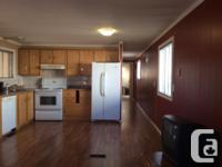 For sale mobile home. Immediate possession. Why rent