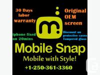 unlock iPhone rogers is 46$ now Mobile Snap-The Bay for sale  British Columbia