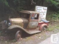 Make Ford Year 1928 Colour rust Trans Automatic kms