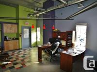 Sq Ft 2431 Great location in the Fort Garry Industrial