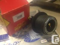 Have a momo hub for a Volvo 240 fits 83-89 maybe more