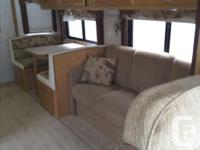 - Beautiful cabintry - Fold-out sofa bed - Booth