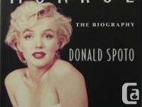 MARILYN MONROE advertising publication poster. rare -