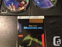 Disney Pixar�s Monsters, Inc. 2-disc special edition