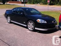Like brand-new, 07 Monte Carlo SS, 303 HP, only 54000