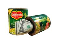 Del Monte Can Safe Storage space Container. Made from