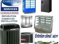 montreal 514- 9963181 Mr.Freezer XPRESS Appliance