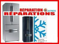REPARATION 514 9963181 Réfrigérateur Frigo