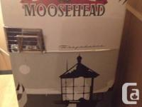 Moosehead Frigidaire Fridge - Original / Authentic.