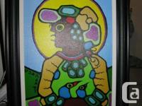 "Norval Morrisseau Local Canadian ""SHAMAN"" Limited"